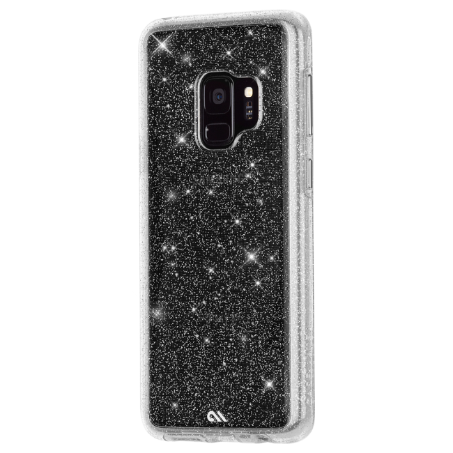 Image of   Case-Mate Sheer Cyrstal Samsung S9 Clear