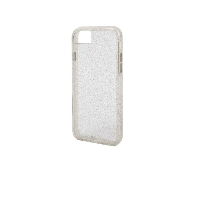Case-Mate Sheer Glam Case for Apple iPhone 7/6s/6 in Champagne