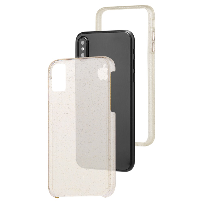Case-Mate Sheer Glam iPhone X Champagne