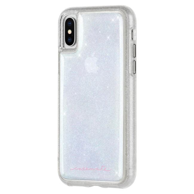 Image of   Case-Mate Squish iPhone X : Case-Mate Squish iPhone X Iridescent