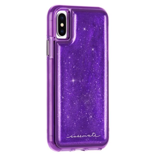 Image of   Case-Mate Squish iPhone X : Case-Mate Squish iPhone X Purple