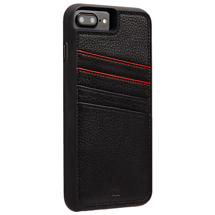 Image of   Case-Mate Tough ID iPhone 8+/7+/6s+ Black