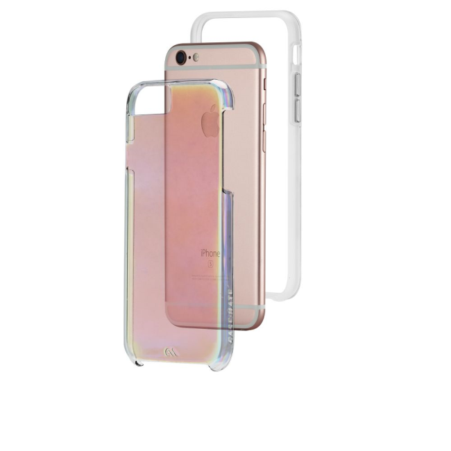 Image of   Case-Mate Tough Naked Case for Apple iPhone 6/6s in Iridescent