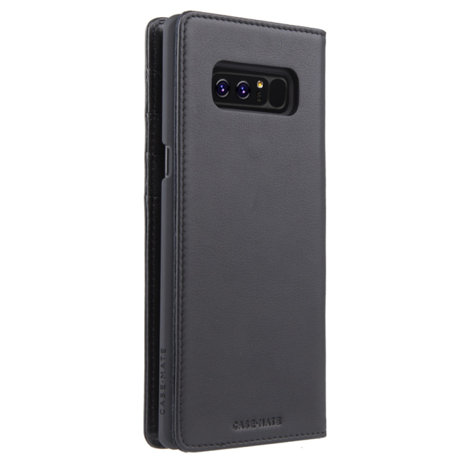 Image of   Case-Mate Wallet Folio Samsung Note 8 Black