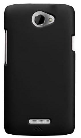 Billede af HTC One X / One X+ cover Case-mate Barely There - Sort