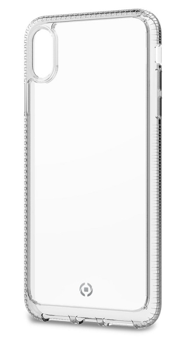 Image of   CELLY HEXALITE COVER (IPHONE X 6.5 2018 WHITE)