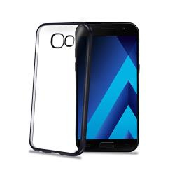 Image of   CELLY LASER EDGE COVER (GALAXY A3 2017 BLACK)