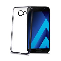 Image of   CELLY LASER EDGE COVER (GALAXY A5 2017 BLACK)