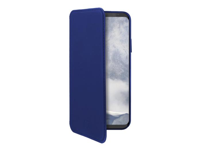 Image of   CELLY PRESTIGE CASE (GALAXY S9 BLUE)