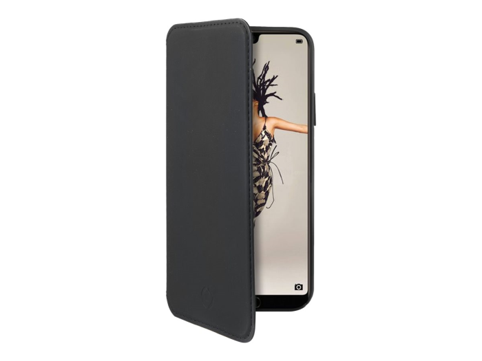 Image of   CELLY PRESTIGE CASE (HUAWEI P20 BLACK)