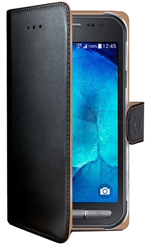 Billede af Celly Wally Flipcover med Dankortlommer Til Samsung Galaxy Xcover 3