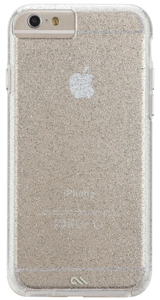Billede af iPhone 6 / 6S Cover Case-mate Sheer Glam Champagne