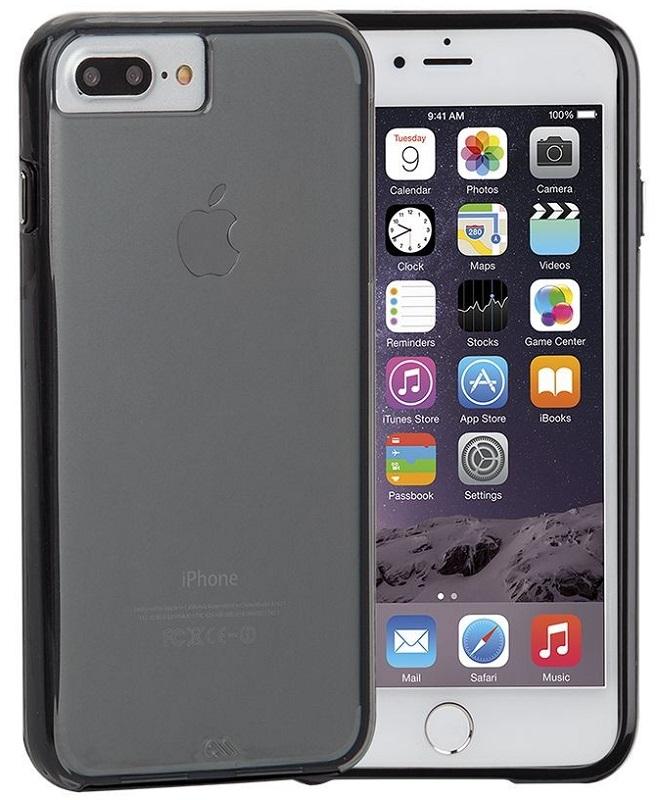 Billede af Case-Mate Naked Tough Case for Apple iPhone 7/6s/6 in Smoke