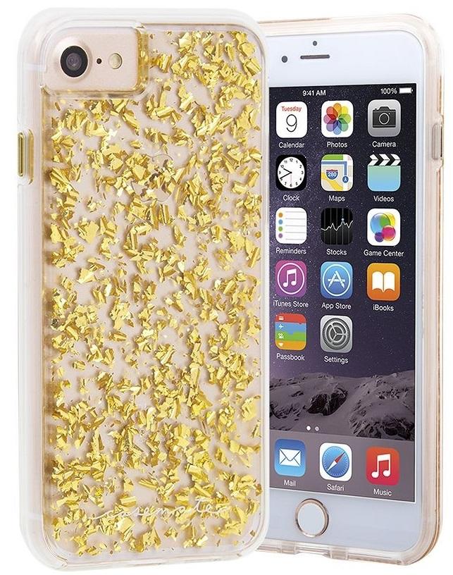 Billede af Case-mate Carat Case med 24 karat Guld til iPhone 7 / 6 / 6S