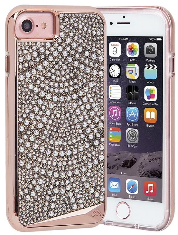 Billede af Case-Mate Brilliance Case Lace Med Krystaller til iPhone 7 / 6/ 6S