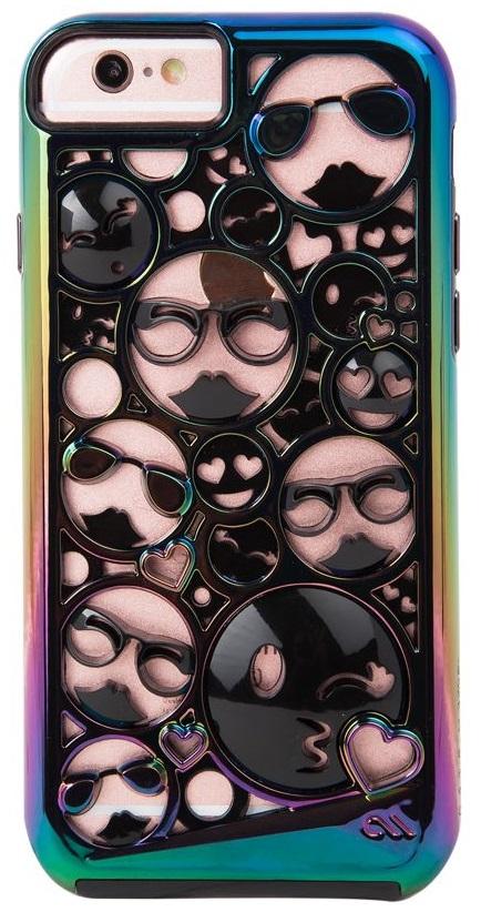 Billede af Case-Mate Tough Layers til iPhone 6/6S/7 Emoji Design