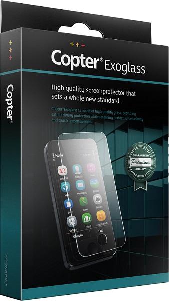 Billede af Copter Exoglass Sikkerhedsglas til iPhone 5 / 5S / SE