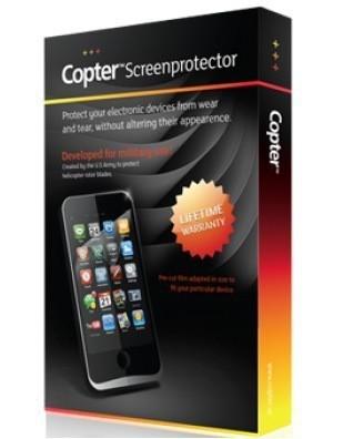 Billede af Copter Screenprotector skærmfilm til Samsung Galaxy S5 Active