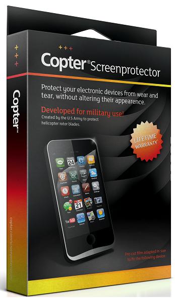 Billede af Copter Screenprotector (film) til Samsung Galaxy S8