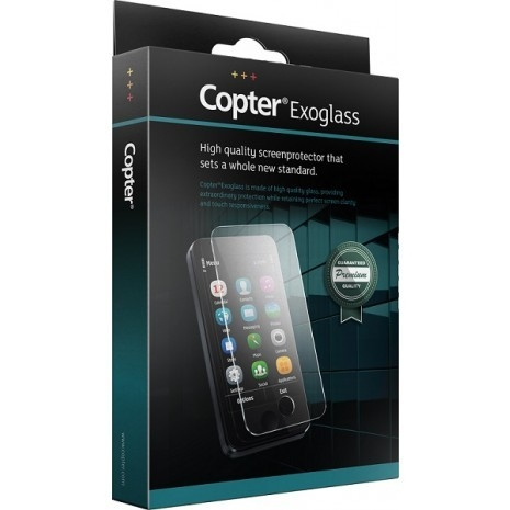 Billede af Copter Exoglass til iPhone X