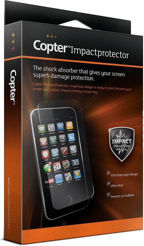 Billede af Copter Impact Protector Skærmfilm til Samsung Galaxy A3