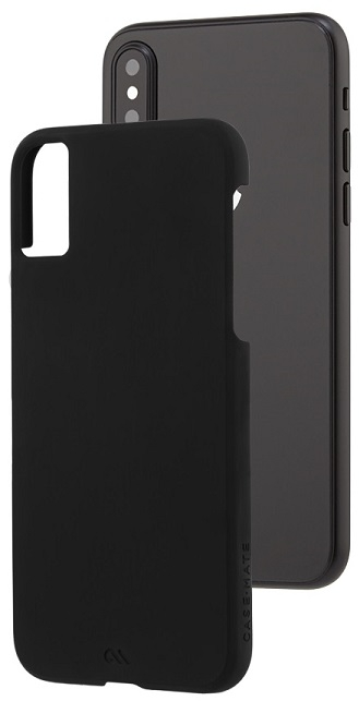 Image of   Cover til iPhone X Case-mate Barely There Sort