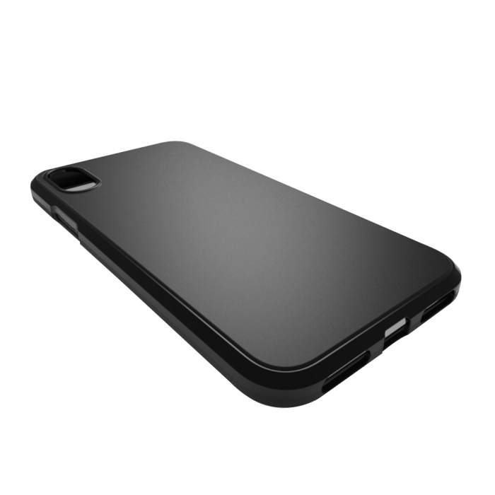 Image of   Cyoo - Silicone Cover - iPhone Xs Max - Black