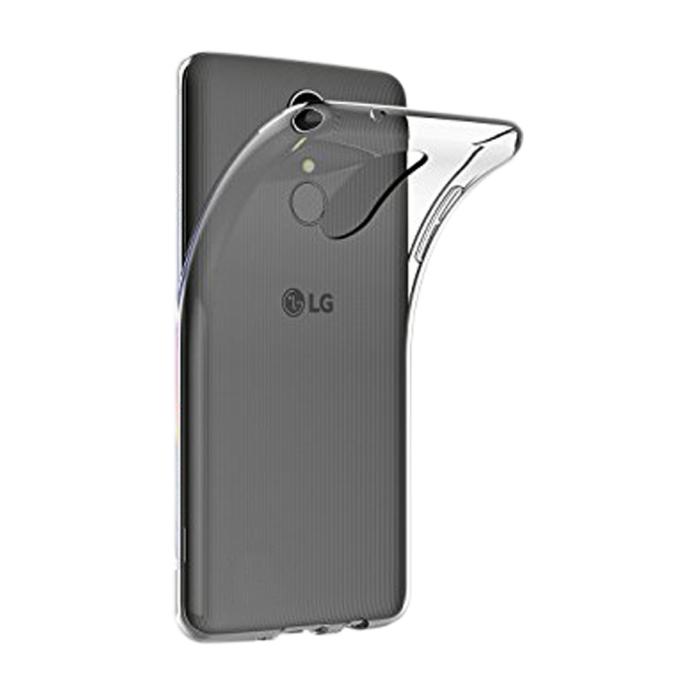Image of   Cyoo - Ultra Slim - Silicone Cover – LG K8 (2017) - Transparent