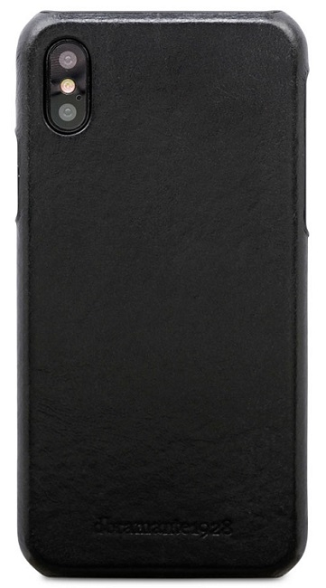 Billede af Dbramante1928 Tune ægte læder bagcover iPhone X sort