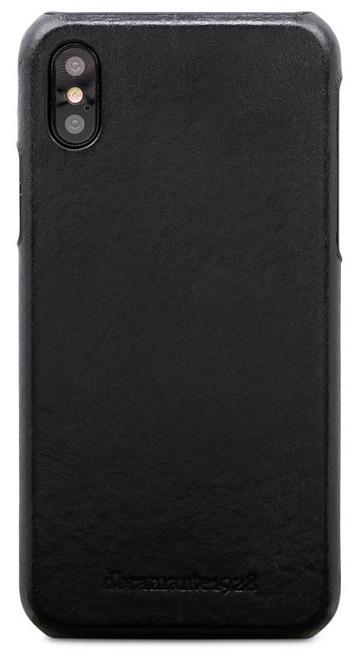 Image of   Dbramante1928 Tune ægte læder bagcover iPhone X sort
