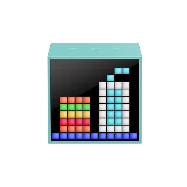 Billede af divoom TimeBox mini LED Speaker turquoise