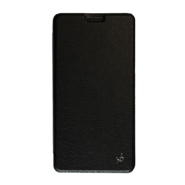 Billede af Dolce Vita Cover med Dankortlomme Microsoft Nokia 535 Sort