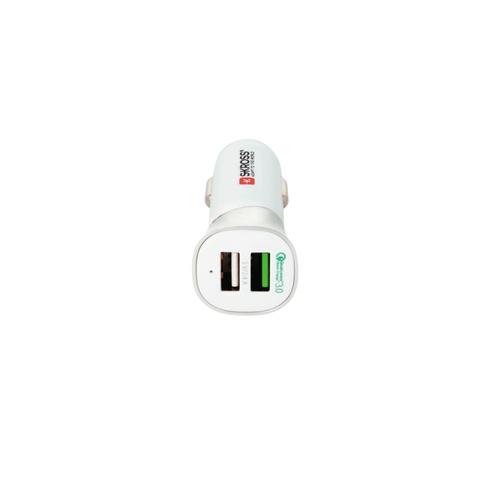 Billede af Dual USB 3.0 Car Charger 54A Quick Charge