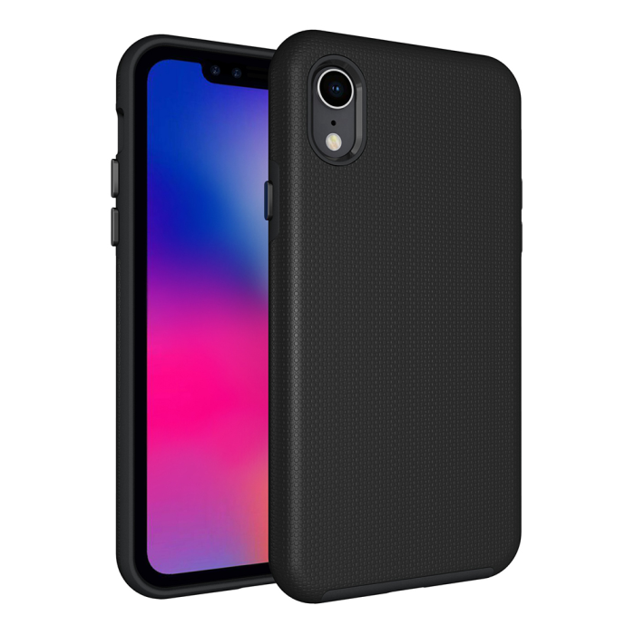 Image of   Eiger North Case iPhone XR Black