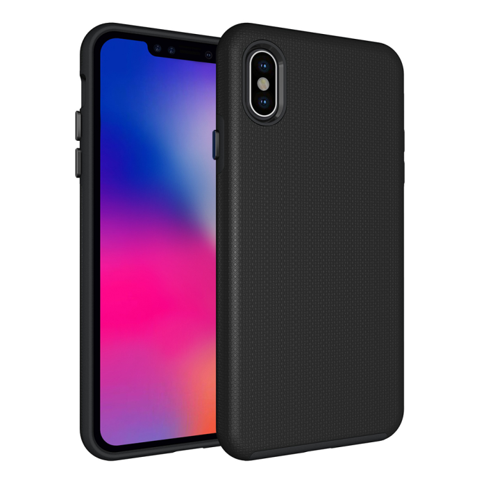 Image of   Eiger North Case iPhone XS Max Black