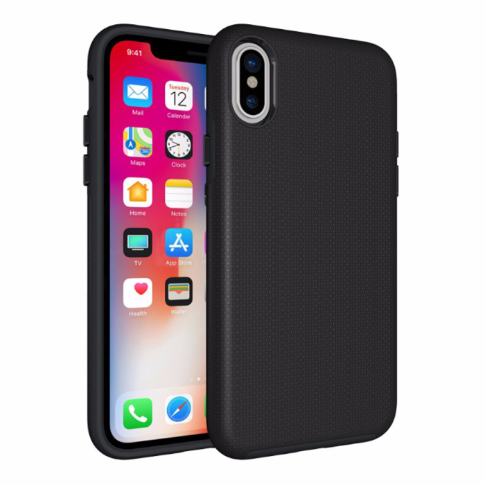 Image of   Eiger North Case iPhone XS/X Black