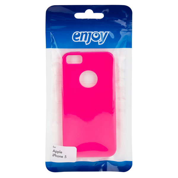 Image of   Enjoy Flex Case for iPhone 5/5s pink