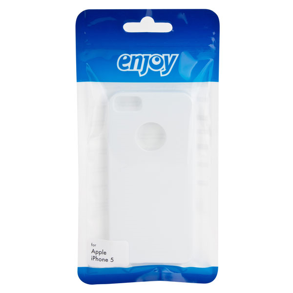 Image of   Enjoy Flex Case for iPhone 5/5s white
