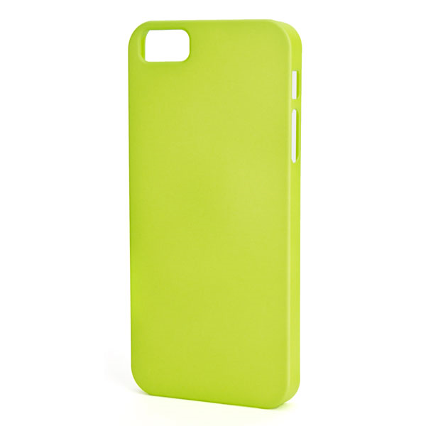 Image of   Enjoy Hard Shell for iPhone 5/5s green