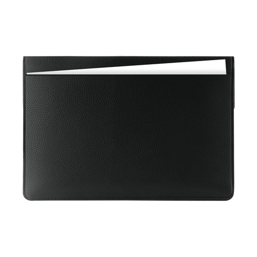 Image of   Envelope Sleeve Uni 13 w/Back Pocket Black