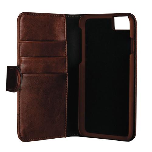 Image of   Essentials 2-i-1 Wallet Case til Apple iPhone 6/6S/7/8 - Brun