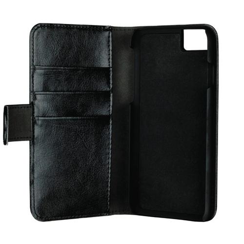 Image of   Essentials 2-i-1 Wallet Case til Apple iPhone 6/6S/7/8 - Sort