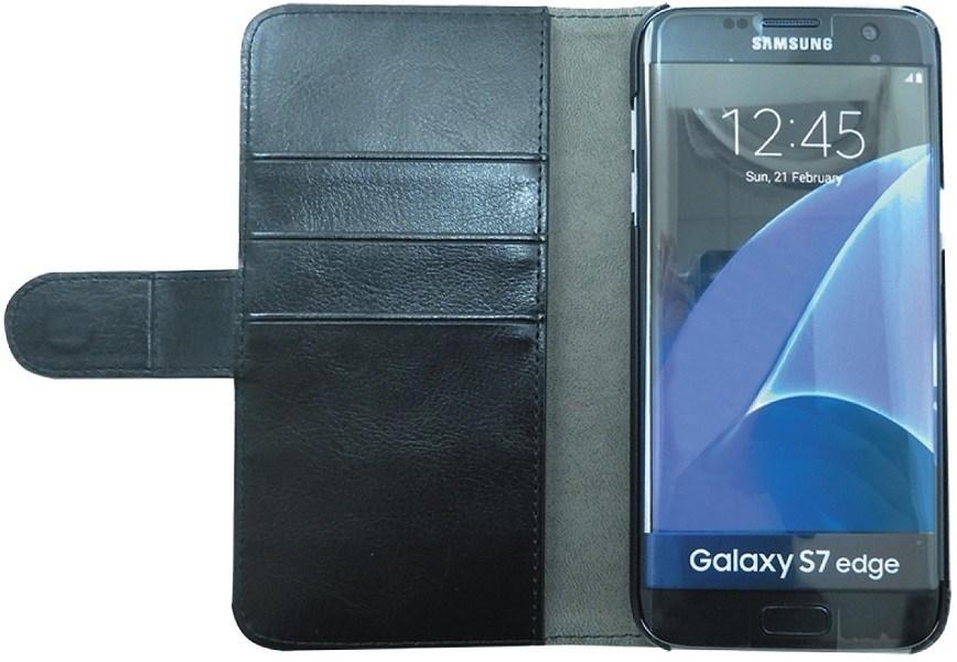 Billede af Essentials Booklet Omslag til Samsung Galaxy S7 Edge