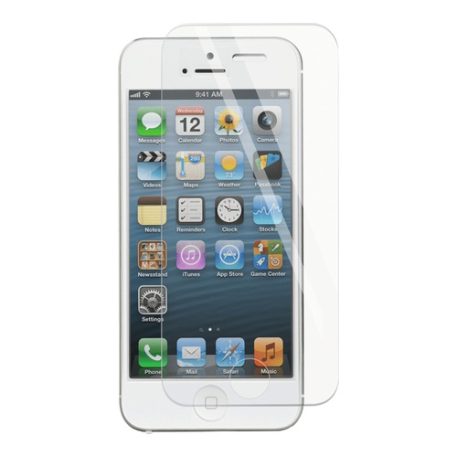 Image of   Essentials iPhone SE/5/5C/5S Tempered Glass