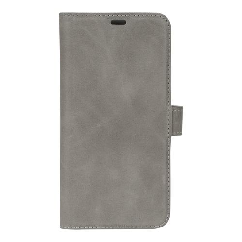 Image of   Essentials Leather Wallet i ægte læder til Apple iPhone 6/6S/7/8 - Grå