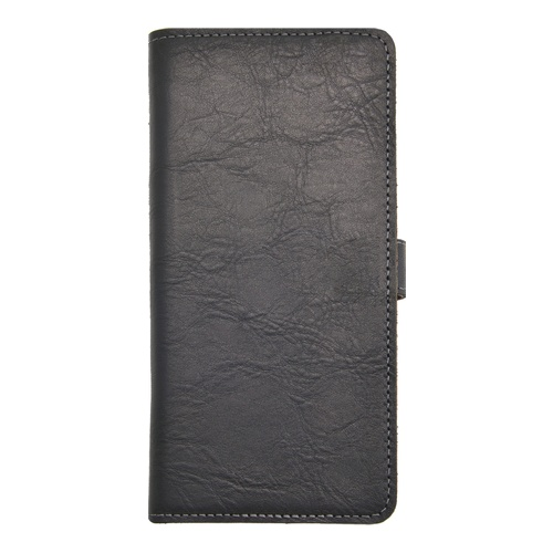 Image of   Essentials Leather Wallet i ægte læder til Apple iPhone 6 Plus/6S Plus - Sort