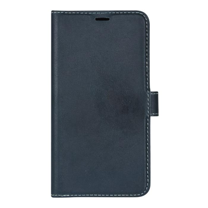 Image of   Essentials Leather Wallet i ægte læder til Apple iPhone X/XS - Blå