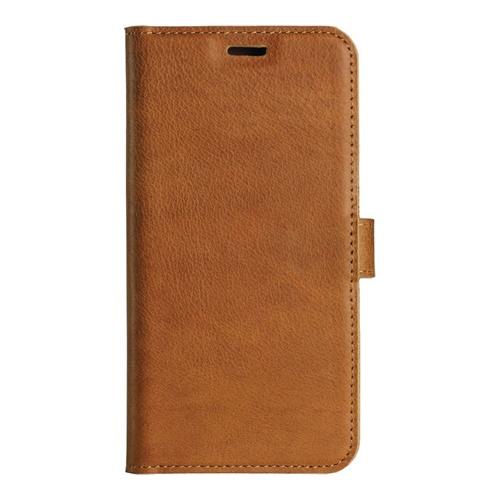 Image of   Essentials Leather Wallet i ægte læder til Apple iPhone X/XS - Brun