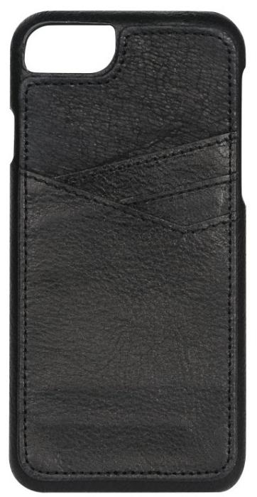 Image of   Essentials PU triple card cover til Apple iPhone 7 Sort
