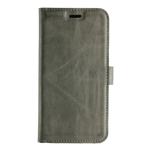 Image of   Essentials Wallet cover iPhone X Grå